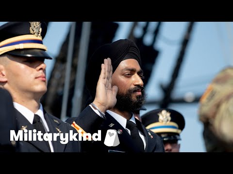 Sikh soldier honors his religion and country | Militarykind