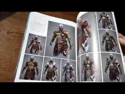 artbook god of war