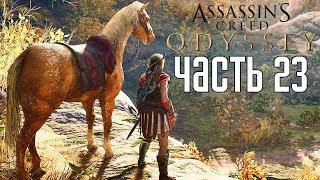 Assassin's Creed: Odyssey ► Прохождение на русском #23 ► ДРЕВНИЕ ОЛИМПИЙСКИЕ ИГРЫ!