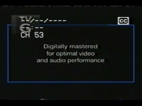 THX - Broadway Short (VHS Version, TV airing!) [LQ]