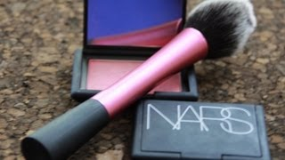 My Nars Blushes Collection - Swatches and demo