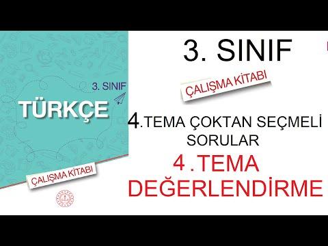 3. Sınıf Türkçe