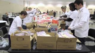 United Way Thanksgiving Project