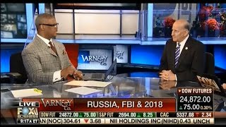 Gohmert Talks to Fox Business on Russia, FBI, Taxes and 2018
