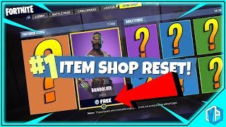 "NEW SKIN *BANDOLIER* & ""STOP AXE""! Fortnite ITEM SHOP May 26! NEW Featured items and Daily items!"
