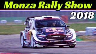 Monza Rally Show 2018 - Day 1 - Valentino Rossi, Suninen, Ford Fiesta WRC Plus, Polo R5 & More!