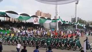 JUNE 12: 2019 Democracy Day Celebration At The Eagles Square, Abuja