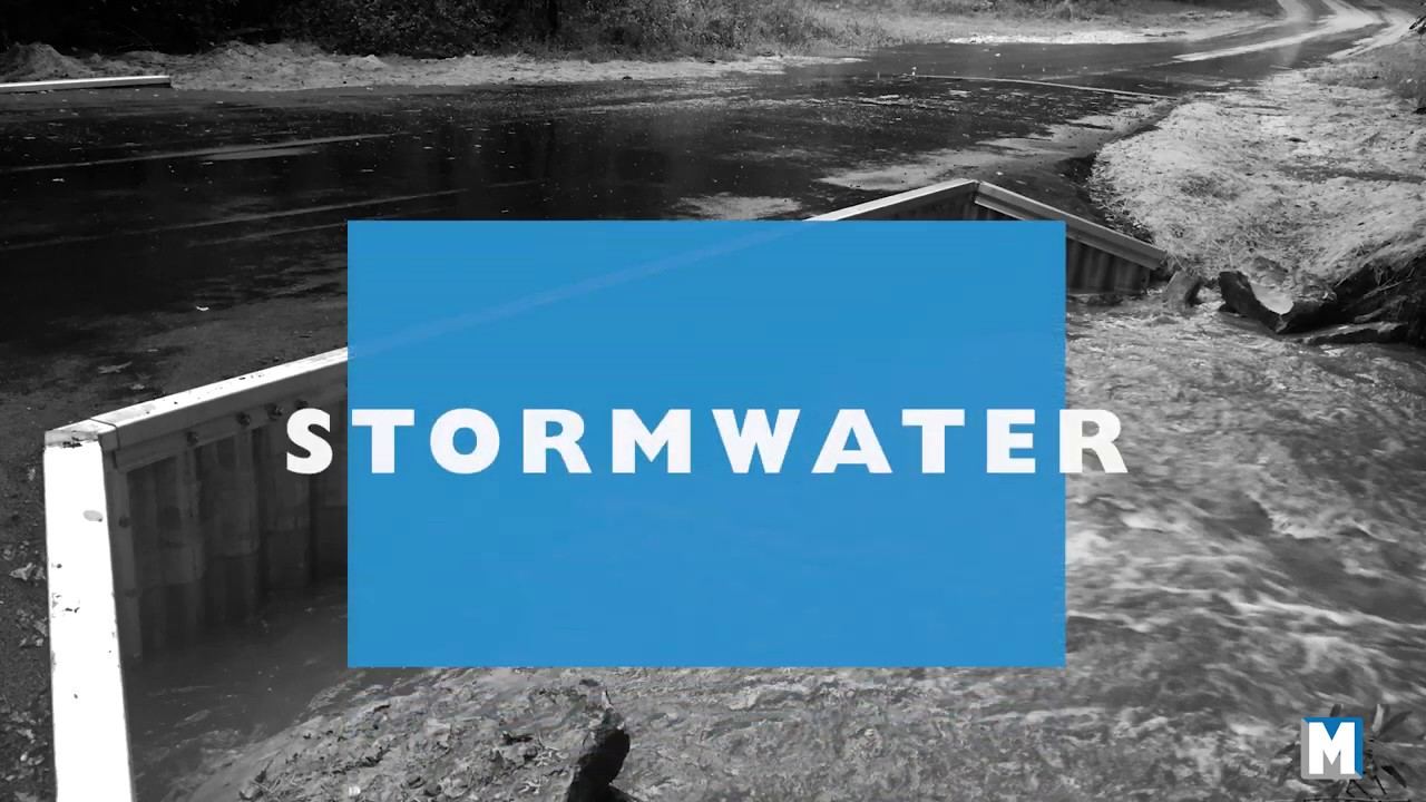 McMillen Engineering Provides Stormwater Mitigation Services
