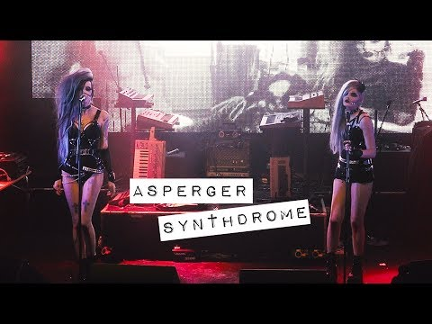 Asperger Synthdrome - live in Gothenburg, Make A Noise at Sticky Fingers