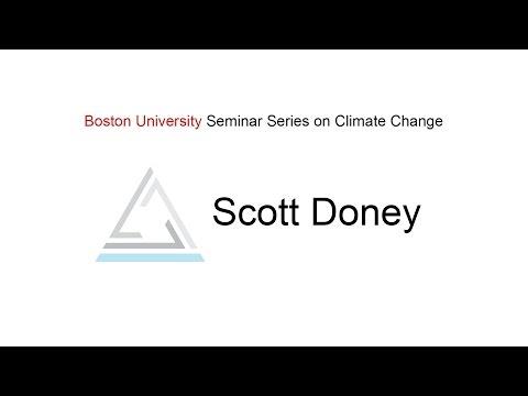 Scott Doney - BU Seminar Series on Climate Change