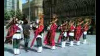 Pakistan Army Band In Bradford UK