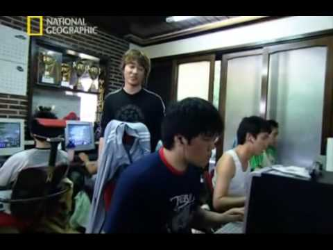 StarCraft: World Cyber Games 2005 (National Geographic documentary)