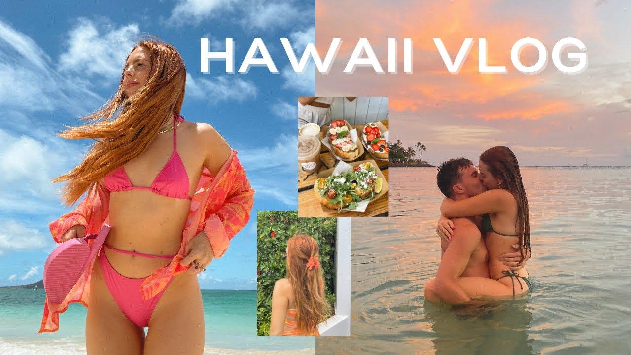 THE BEST WEEK IN HAWAII (travel vlog!)
