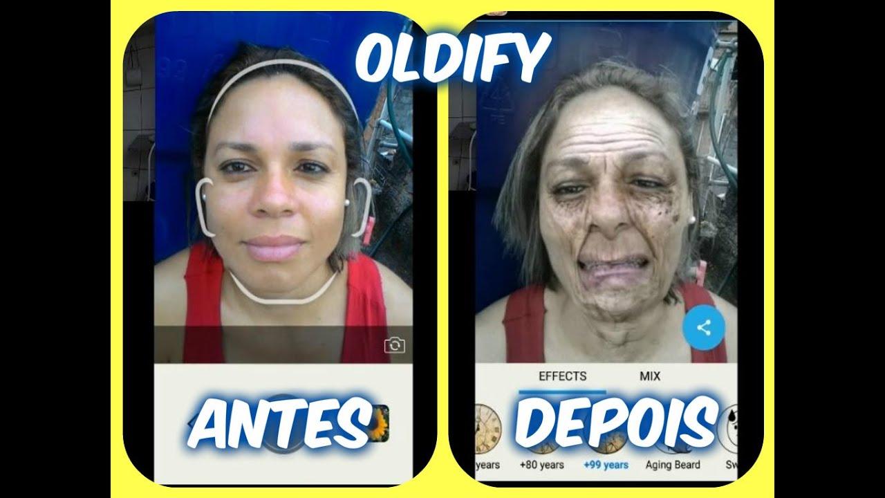 oldify para celular