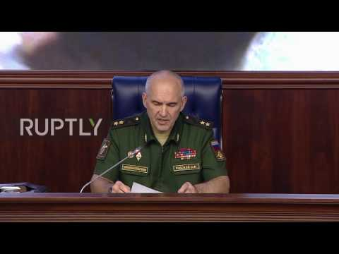 Russia: Safe corridors opened as part of humanitarian mission in Syria, MoD confirms