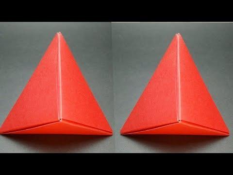 How to make Modular Origami 'Fox Box' Tutorial
