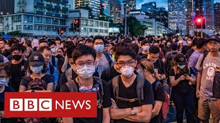 UK may end extradition to Hong Kong as tensions rise with China - BBC News
