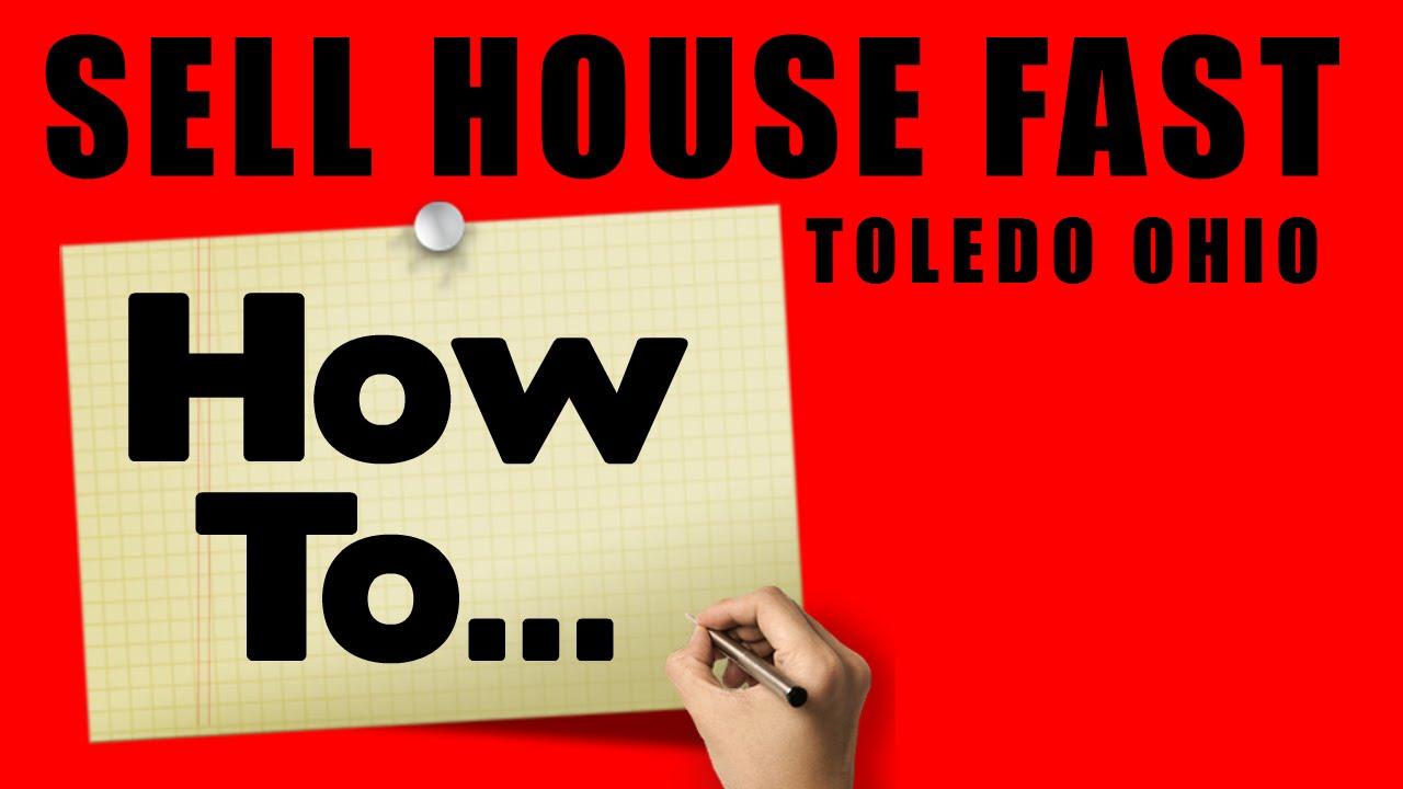 We Buy Houses TOLEDO OHIO - CALL 614-321-5054 - Sell my House Fast Toledo Oh
