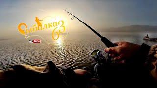 Рыбалка на спиннинг в затонах, осенью 2019, рыбалка в тумане