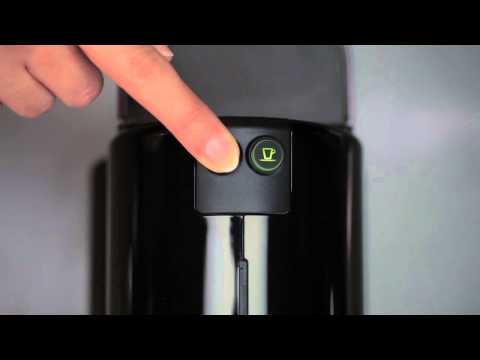 Nespresso Inissia: How to program the cup size