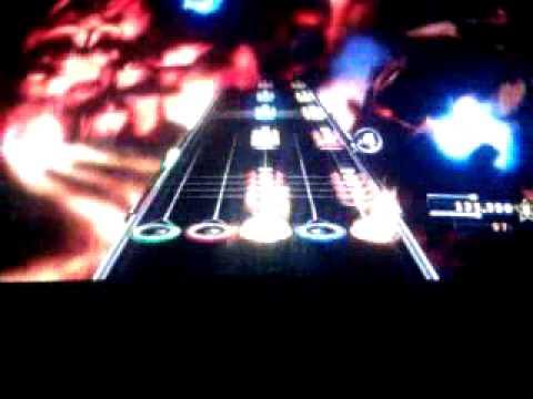 Last Resort - Papa Roach - Guitar Hero Warriors of Rock - Expert Guitar