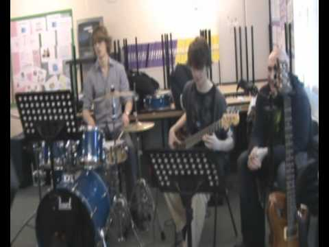 Jazz and Rock Academy Artists Rehearsals 2011