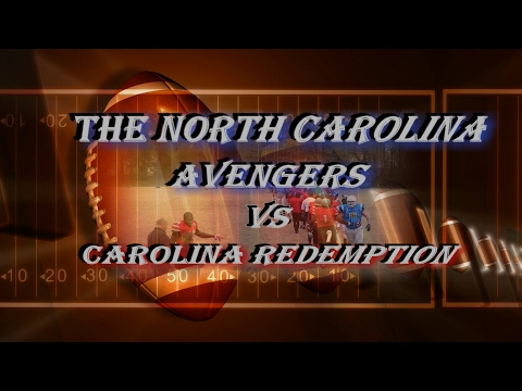 The North Carolina Avengers vs the Carolina Redemption
