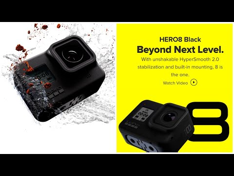 Gopro Hero 8 Camera Test | GoPro Camera test in fog | Go pro 8 | vishalsinghblogs
