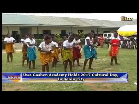Uwa Goshen Academy holds 2017 Cultural Day