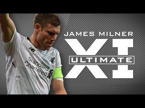 James Milner's ULTIMATE XI | Messi or Ronaldo?