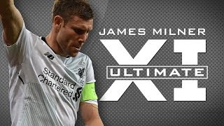 James Milner's ULTIMATE XI | Messi or Ronaldo?