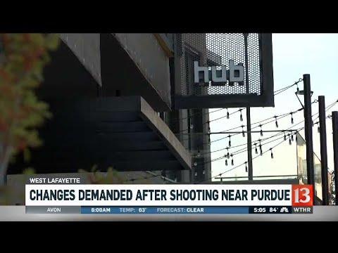 West Lafayette Shooting