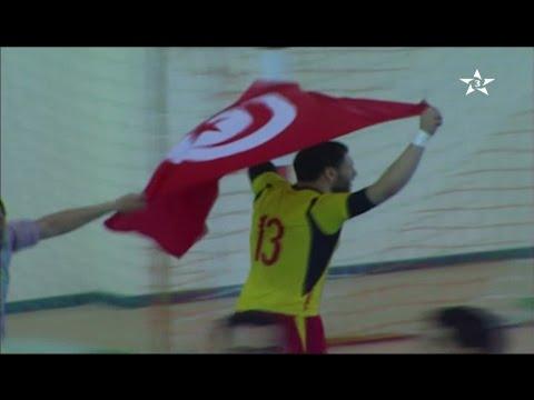 Match Complet Handball Super Coupe d'Afrique Espérance Sportive de Tunis 33-32 Zamalek SC 04-05-2016