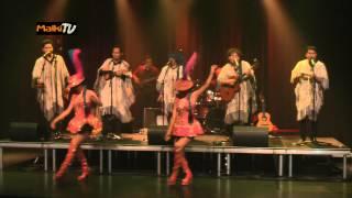 MALKI TV - MORENADA CHACALTAYA - Los Kjarkas en Ginebra, Suiza (Gira Europa 2013)(HD)
