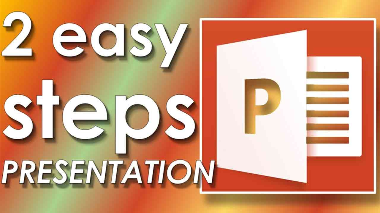 Ppt Presentation How To Make A Powerpoint Presentation In 2
