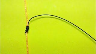 Топ 3 как привязать отводной поводок отводной поводок на окуня самоделки и лайфхаки рыбалка