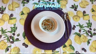 Pazı Çorbası | Homemade Meals