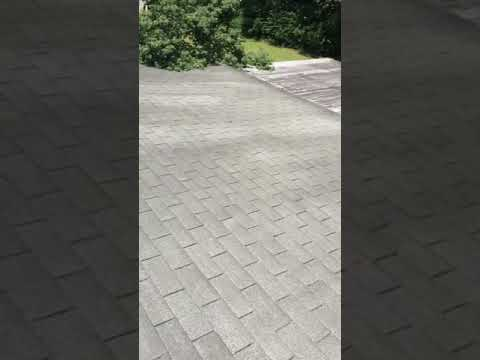 Fort Valley Roof Inspection