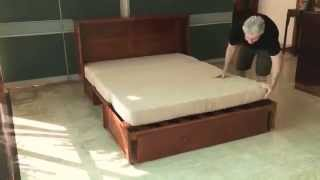 Clover Murphy Bed Conversion - Instant Guest Bed