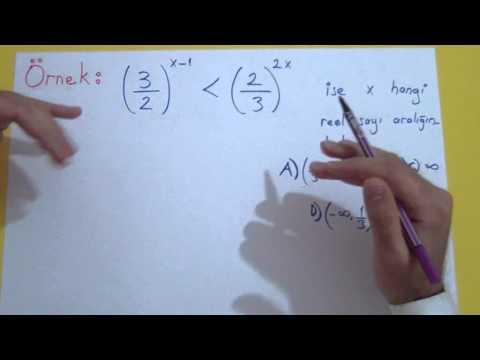Üslü Sayılar 4 Şenol Hoca Matematik