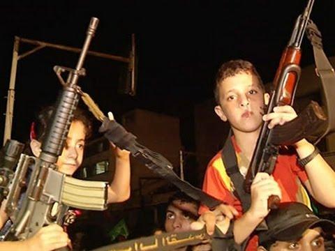 Raw: Gaza Residents Celebrate Ceasefire