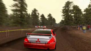 Richard Burns Rally gameplay