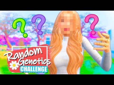 RANDOM GENETICS CHALLENGE! #2 | Los Sims 4 en español