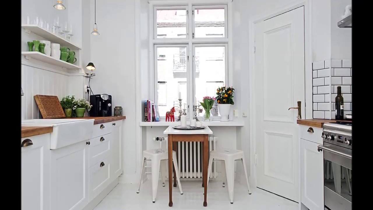 33 DIY Simple Small Kitchen Refacing Ideas - YouTube