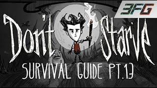 Don't Starve PS4 - Beginners Survival Guide Pt.13 - WINTER KOALEFANT TRUNKS! (xX-SERVANT-Xx) 3FG