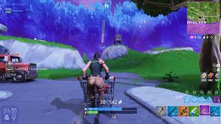 Fortnite Shopping Cart Gameplay - New Fortnite Vehicle in Action V4.3 PATCH - PS4, Xbox One, PC