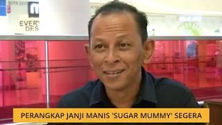 Perangkap janji manis 'Sugar Mummy' segera