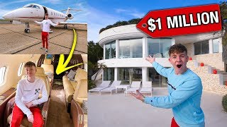 I Lived Like a BILLIONAIRE For 24 HOURS!! - Challenge (I've never SPENT THIS MUCH!!!)