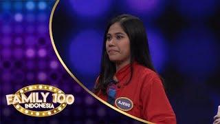 Apa yang dikatakan oleh Ajeng ketika sedang kerokan? - PART 3 - Family 100 Indonesia 2019