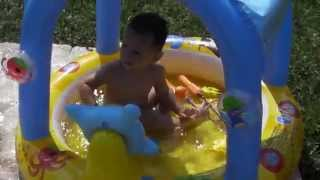 v-kapuste.com.ua Детский надувной бассейн